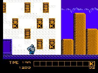 Screenshot Thumbnail / Media File 1 for Karnov (USA)