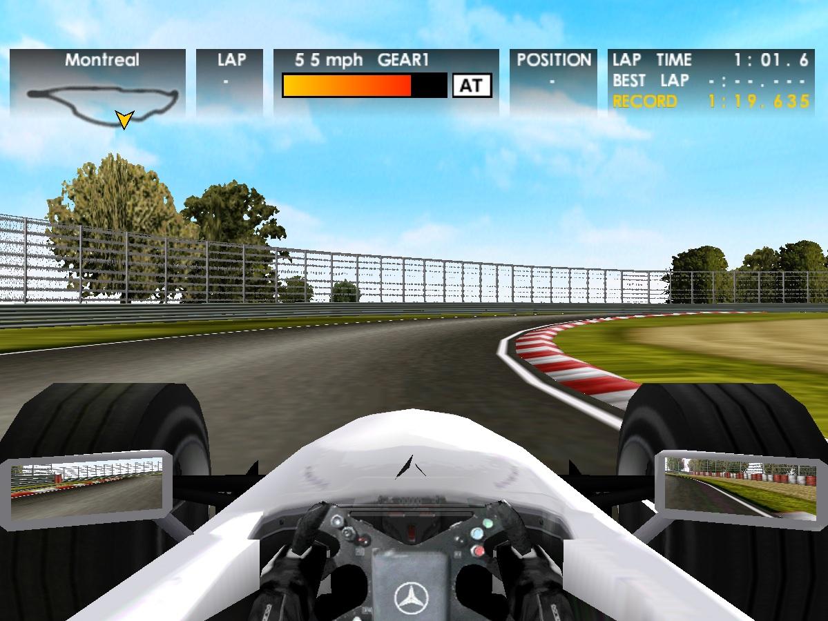 Sega Dreamcast ISOs F World Grand Prix