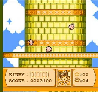 Screenshot Thumbnail / Media File 3 for Kirby's Adventure (USA)
