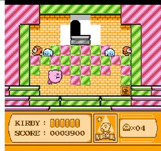 Screenshot Thumbnail / Media File 2 for Kirby's Adventure (USA)