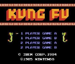 Screenshot Thumbnail / Media File 1 for Kung Fu (USA)