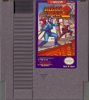 Screenshot Thumbnail / Media File 1 for Mega Man 2 (USA)