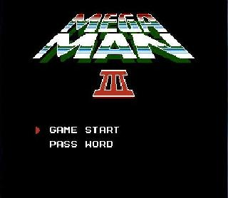 Screenshot Thumbnail / Media File 1 for Mega Man 3 (USA)