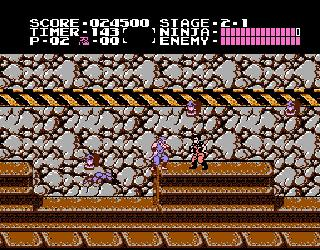 Screenshot Thumbnail / Media File 4 for Ninja Gaiden (USA)