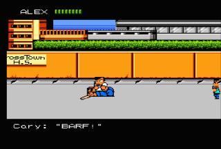 Screenshot Thumbnail / Media File 1 for River City Ransom (USA)