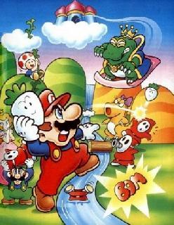 Screenshot Thumbnail / Media File 1 for Super Mario Bros. 2 (USA)