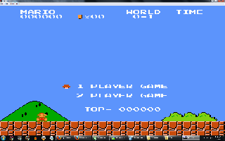 Screenshot Thumbnail / Media File 1 for Super Mario Bros. (Europe) (Rev 0A)