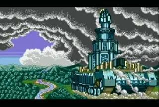 Screenshot Thumbnail / Media File 1 for Lunar - The Silver Star (U)