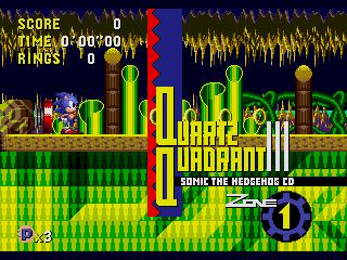 Screenshot Thumbnail / Media File 1 for Sonic CD (Europe)