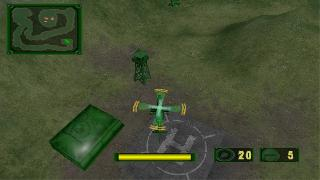 Screenshot Thumbnail / Media File 1 for Army Men Air Combat The Elite Missions