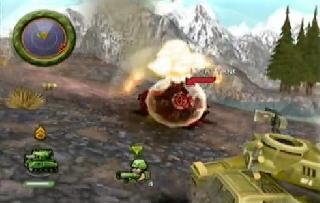 Screenshot thumbnail media file 3 for battalion wars