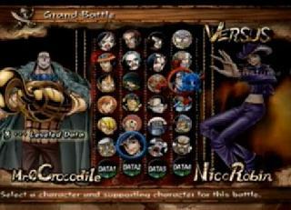 Screenshot Thumbnail / Media File 1 for One Piece Grand Adventure