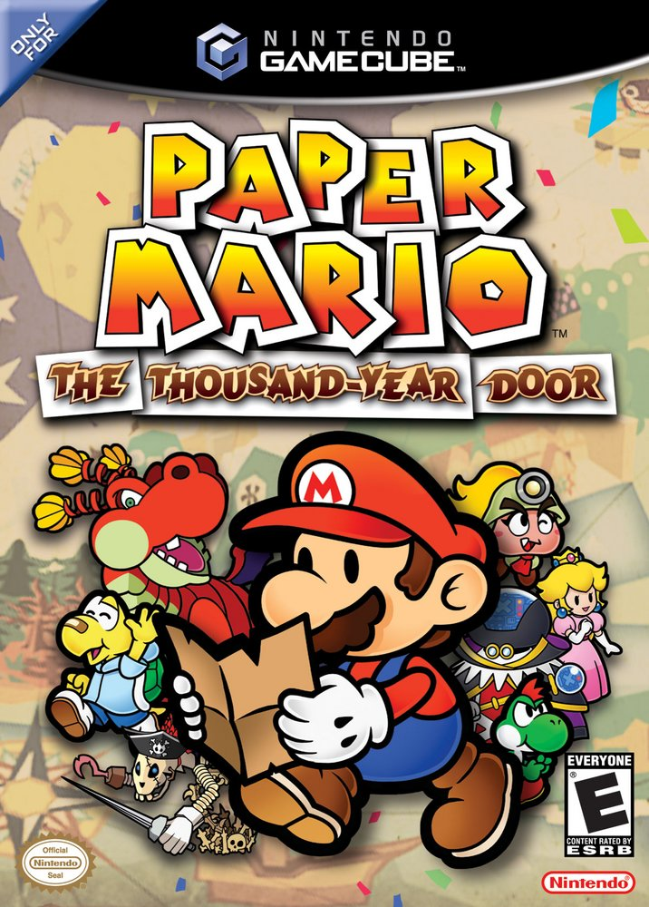 Ranking the Paper Mario Games