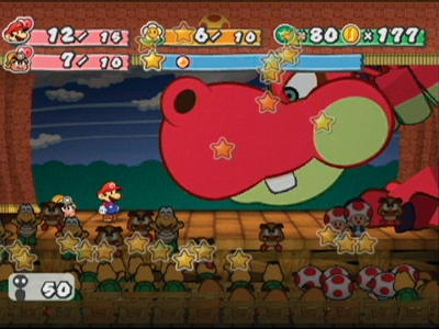 paper mario the thousand year