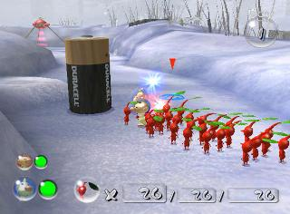 Screenshot Thumbnail / Media File 1 for Pikmin 2