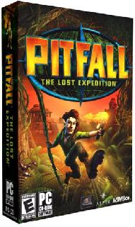 Screenshot Thumbnail / Media File 1 for Pitfall The Lost Expedition