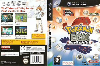 Screenshot Thumbnail / Media File 1 for Pokemon Box