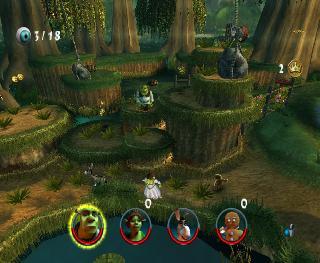 Screenshot Thumbnail / Media File 1 for Shrek 2