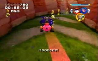 Screenshot Thumbnail / Media File 1 for Sonic Heroes