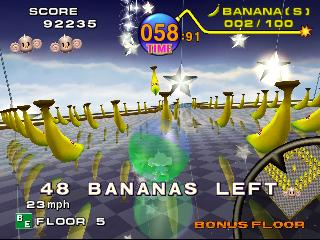 Screenshot Thumbnail / Media File 1 for Super Monkey Ball