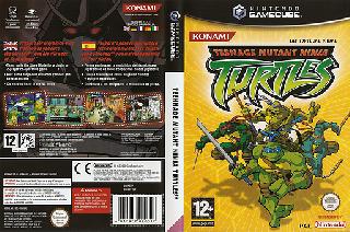 Screenshot Thumbnail / Media File 1 for Teenage Mutant Ninja Turtles