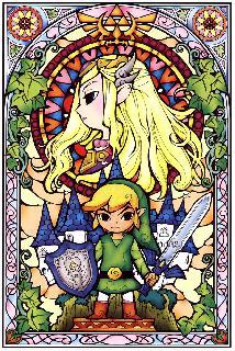 Screenshot Thumbnail / Media File 1 for The Legend Of Zelda The Wind Waker