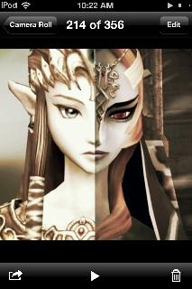 Screenshot Thumbnail / Media File 1 for The Legend Of Zelda Twilight Princess