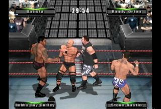 Screenshot Thumbnail / Media File 1 for WWE WRESTLEMANIA 19