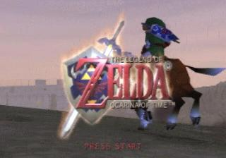 Screenshot Thumbnail / Media File 1 for Zelda Ocarina of Time Multi Pack