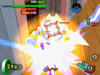 Screenshot Thumbnail / Media File 1 for Gotcha Force