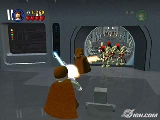 Screenshot Thumbnail / Media File 1 for Lego Star Wars