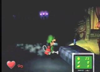 Screenshot Thumbnail / Media File 1 for Luigi's Mansion