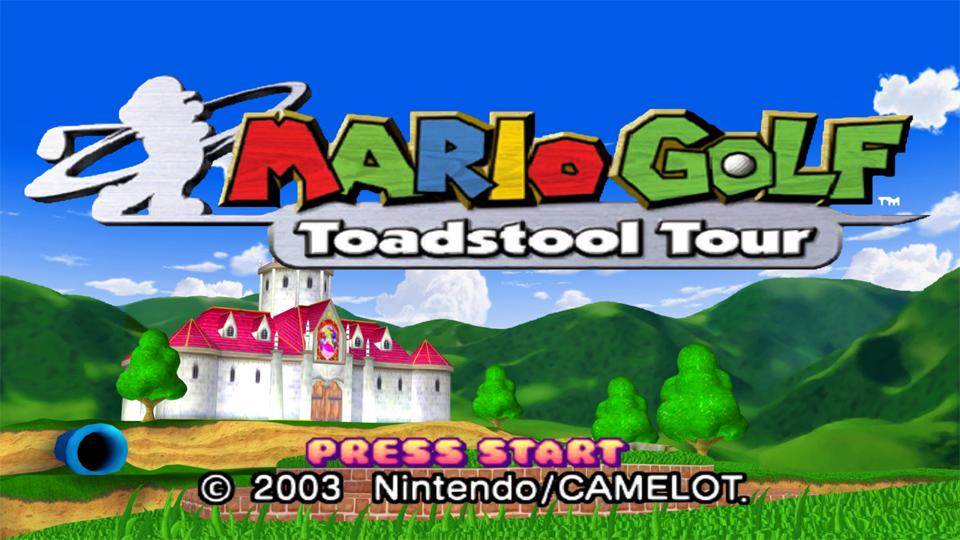 Mario Toadstool Tour Iso
