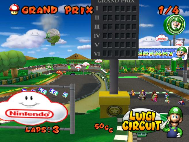 Mario Kart Double Dash Iso Mega