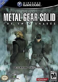 Screenshot Thumbnail / Media File 1 for Metal Gear Solid - The Twin Snakes (Disc 1)