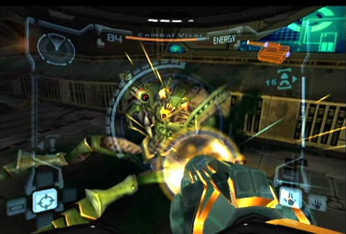 Image result for metroid prime gcn