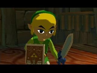 Screenshot Thumbnail / Media File 1 for Legend of Zelda, The - The Wind Waker (Europe) (En,Fr,De,Es,It)