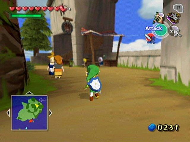 The Legend Of Zelda The Wind Waker ISO < GCN ISOs ...