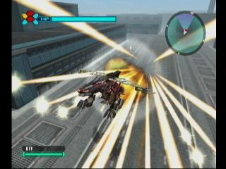 Screenshot Thumbnail / Media File 1 for Zoids Vs. 3 (NTSC-J)