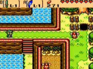 Screenshot Thumbnail / Media File 1 for Legend of Zelda, The - Oracle of Seasons (Europe) (En,Fr,De,Es,It)
