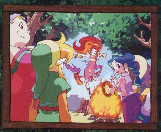 Screenshot Thumbnail / Media File 1 for Legend of Zelda, The - Oracle of Seasons (USA)