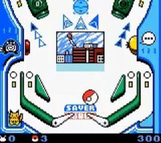 Screenshot Thumbnail / Media File 1 for Pokemon Pinball (USA)