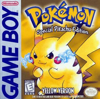 Screenshot Thumbnail / Media File 1 for Pokemon - Yellow Version (USA, Europe)