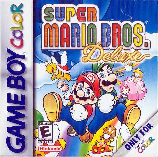 Screenshot Thumbnail / Media File 1 for Super Mario Bros. Deluxe (USA, Europe)