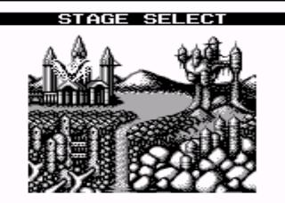 Screenshot Thumbnail / Media File 1 for Castlevania II - Belmont's Revenge (USA, Europe)