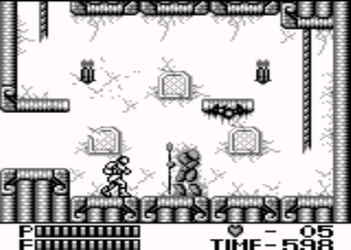 Screenshot Thumbnail / Media File 1 for Castlevania II - Belmont's Revenge (USA, Europe)