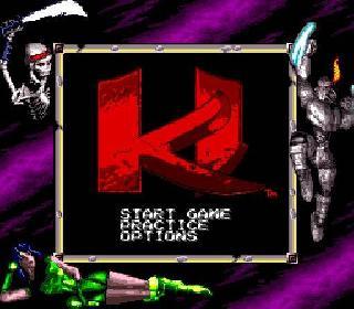 Screenshot Thumbnail / Media File 1 for Killer Instinct (USA, Europe)
