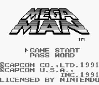 Screenshot Thumbnail / Media File 1 for Megaman (USA)