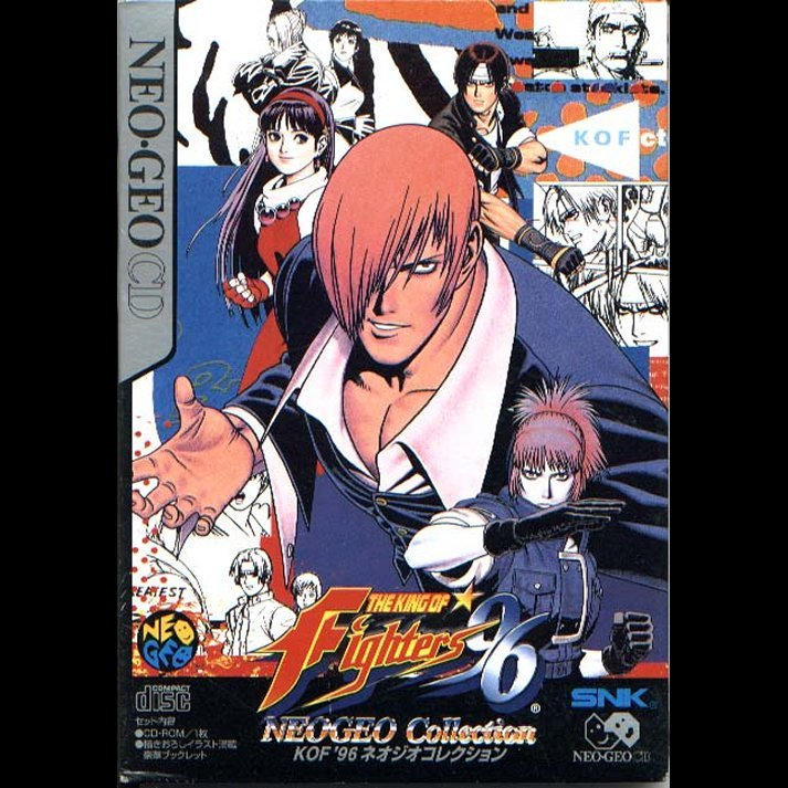 King of Fighters '96 NEOGEO Collection, The (1997)(SNK)(Jp ...