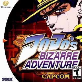 Screenshot Thumbnail / Media File 1 for Jojo's Bizarre Adventure